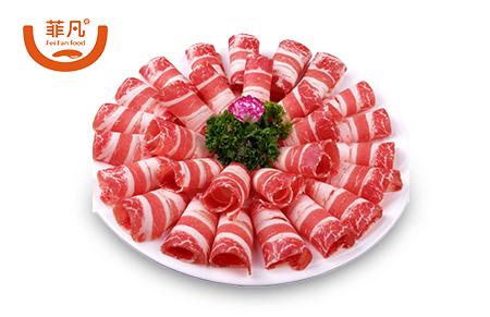 家庭装肥牛肉片